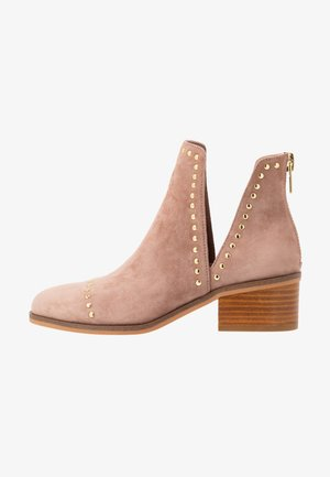 CONSPIRE - Ankle boots - tan