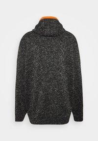 Jack´s Sportswear - Zip-up hoodie - black mix - 1