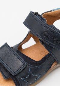 Froddo - GOGI - Sandals - dark blue - 5