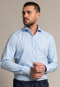 WORMLAND - Formal shirt - bleu - 0