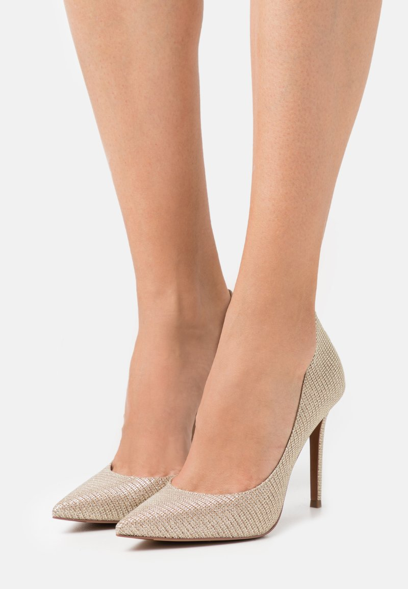 MICHAEL Michael Kors - KEKE DORSAY - Zapatos altos - pale gold
