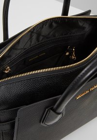 MICHAEL Michael Kors - MERCER BELTED SATCHEL - Handbag - black - 4