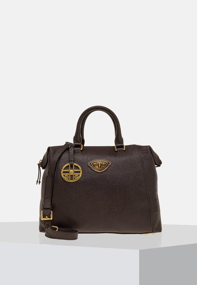 Käsilaukku - dark brown