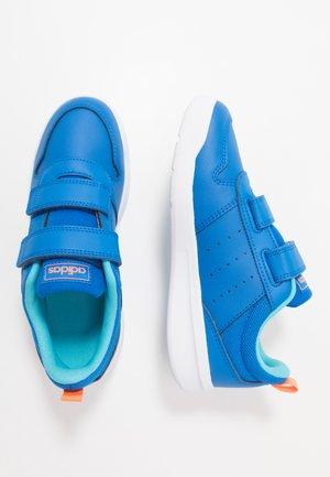 TENSAUR UNISEX - Sportovní boty - glow blue/bright cyan