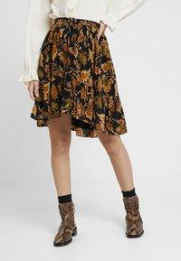 Soeur - GOMA - A-line skirt - orange - 0