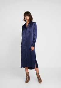 Levete Room - FLORENCE - Blousejurk - dress blues - 0