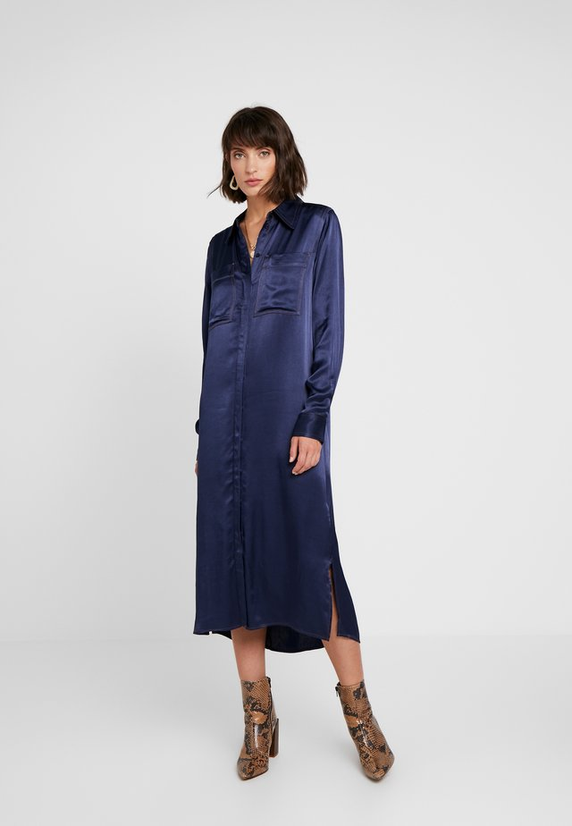 FLORENCE - Blousejurk - dress blues