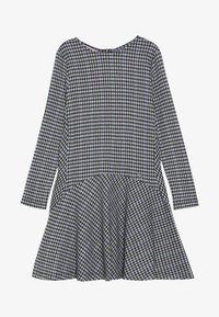 Pinko Up - IMPAGINATORE ABITO - Jumper dress - black/white - 3
