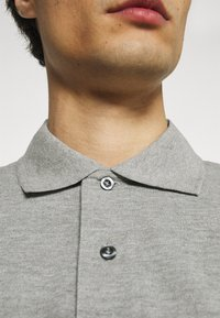 Selected Homme - NEO - Polo shirt - medium grey melange - 6