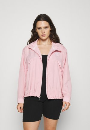 AIR JACKET - Training jacket - pink glaze/white