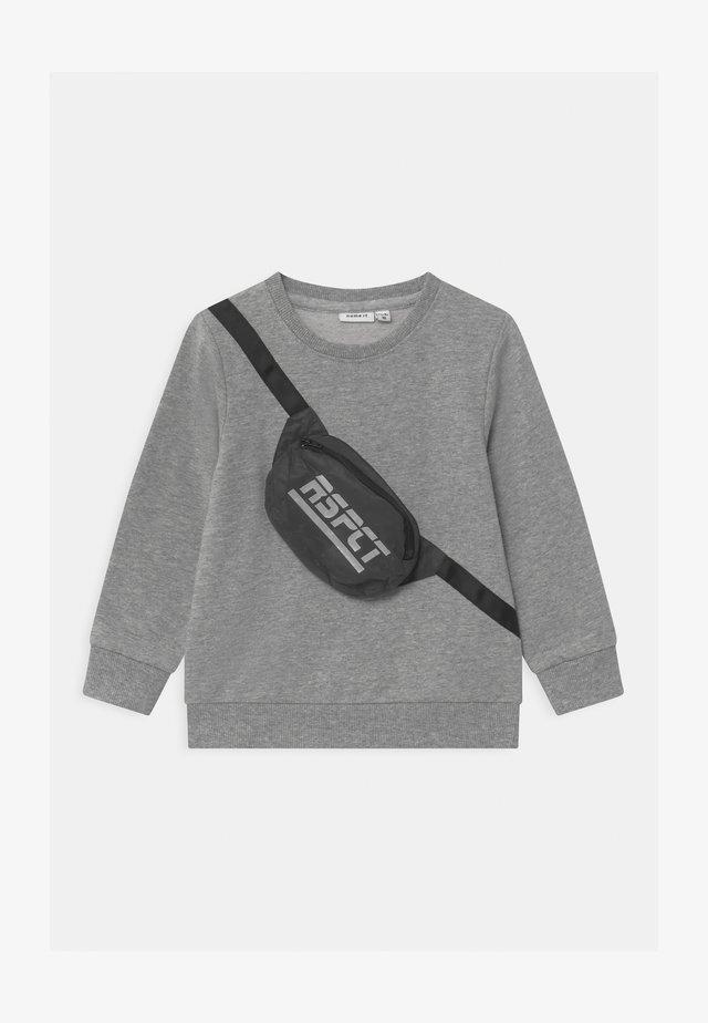 NMMTOMA  - Sweatshirt - grey melange
