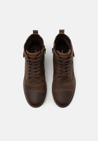 Pier One - Lace-up ankle boots - brown - 3