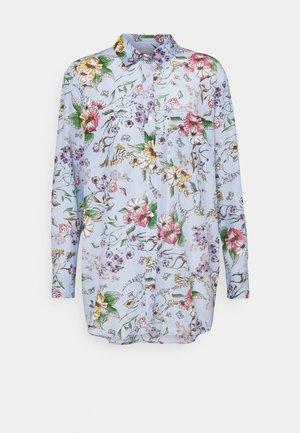 VALUTA - Button-down blouse - azzurro