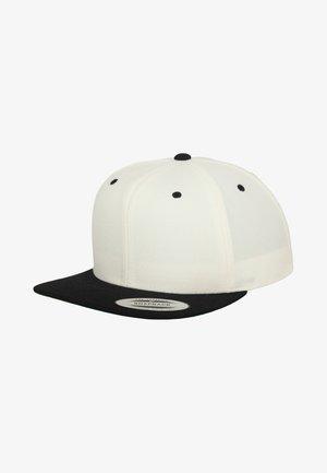 CLASSIC SNAPBACK 2-TONE - Cap - white/black