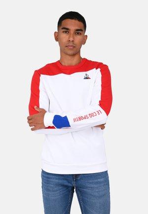 "TRI CREW N1 - Sweatshirt -  ""white, red"""