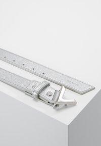 Valentino by Mario Valentino - DIVINA - Belt - argento - 0