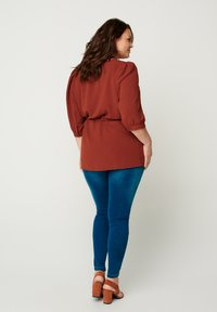 Zizzi - Blouse - dark orange - 2