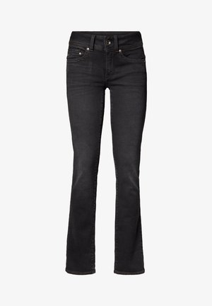MIDGE - Straight leg jeans - dusty grey