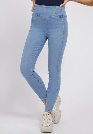 Jeans Skinny Fit - himmelblau