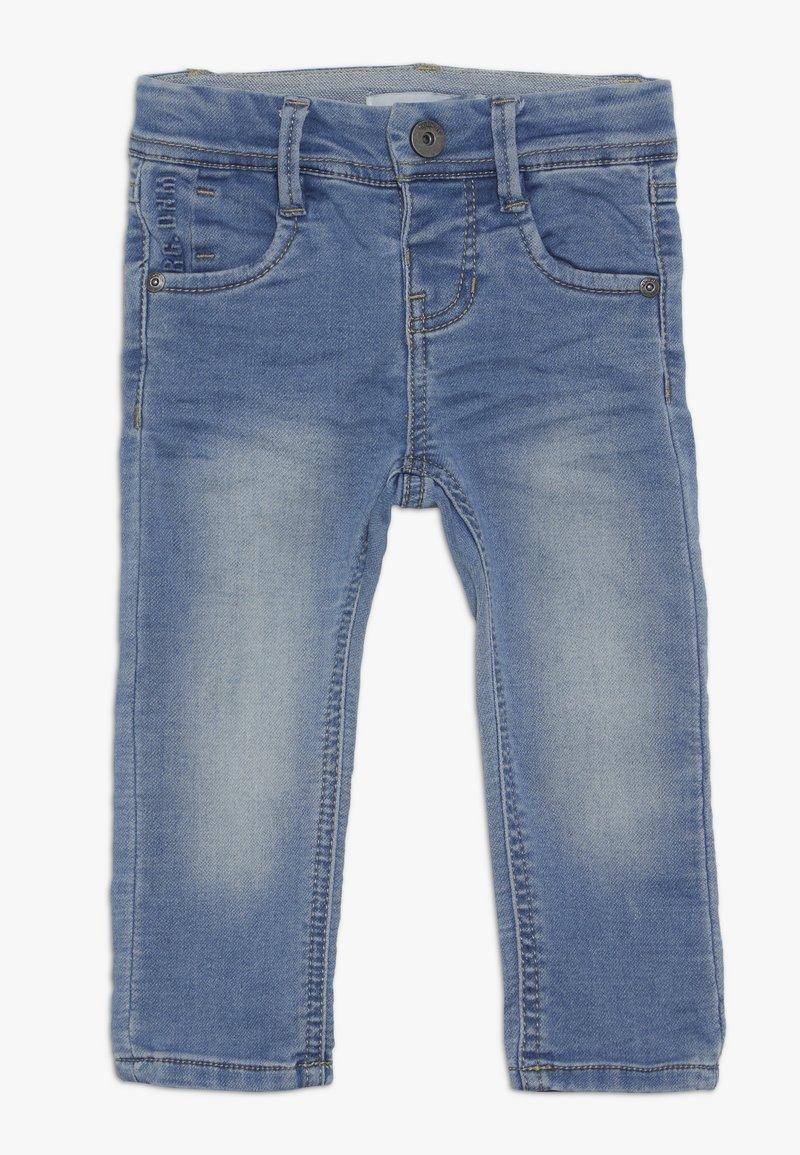 Name it - NMMROBIN DNMTOBO PANT - Straight leg -farkut - light blue denim