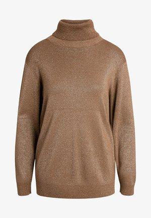 Pullover - karamell