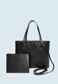 Pepe Jeans - TILDA  - Tote bag - black - 1