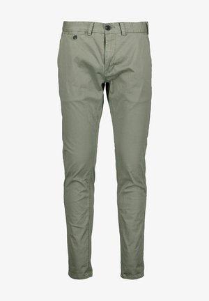 Pantalones chinos - fresh olive