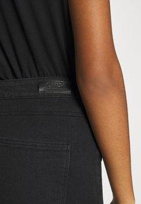 ONLY - ONLMILA LIFE - Jeans Skinny Fit - black denim - 4