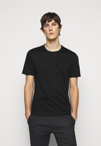 Tiger of Sweden - OLAF - T-shirt basic - black - 0