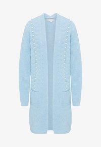 usha - Cardigan - light blue melange - 4