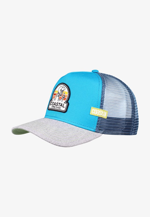 Cappellino - teal