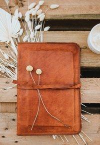 Gusti Leder - Laptop bag - brown - 6