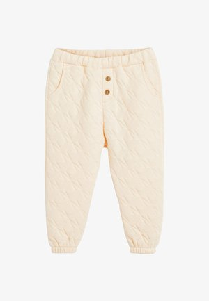 QUILTED - Trousers - pink