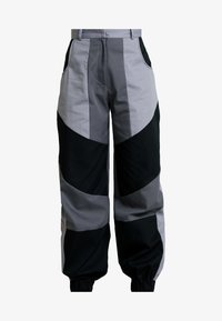 The Ragged Priest - PRESSURE PANT - Bukse - grey/multi - 4