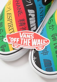 Vans - CLASSIC - Nazouvací boty - multicolor/true white - 5