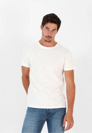 SKULL TEE - Basic T-shirt - off white