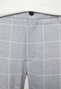 PULL&BEAR - Kalhoty - light grey - 6