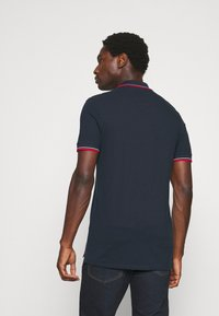 Selected Homme - SLHNEWSEASON 2 PACK - Polo shirt - navy blazer/port roayle - 2