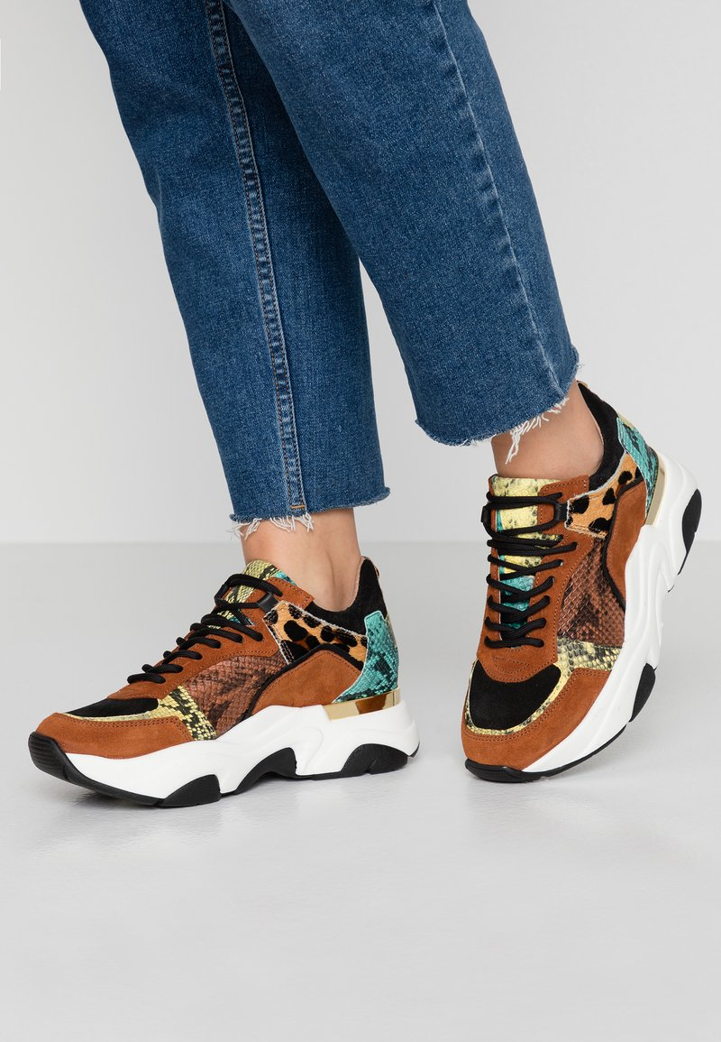 Steve Madden - FLEXY - Sneaker low - multicolor
