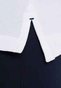 Tommy Hilfiger - HERITAGE LONG SLEEVE SLIM  - Polo shirt - classic white - 5