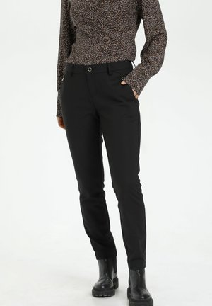 MELLY - Chinos - pitch black
