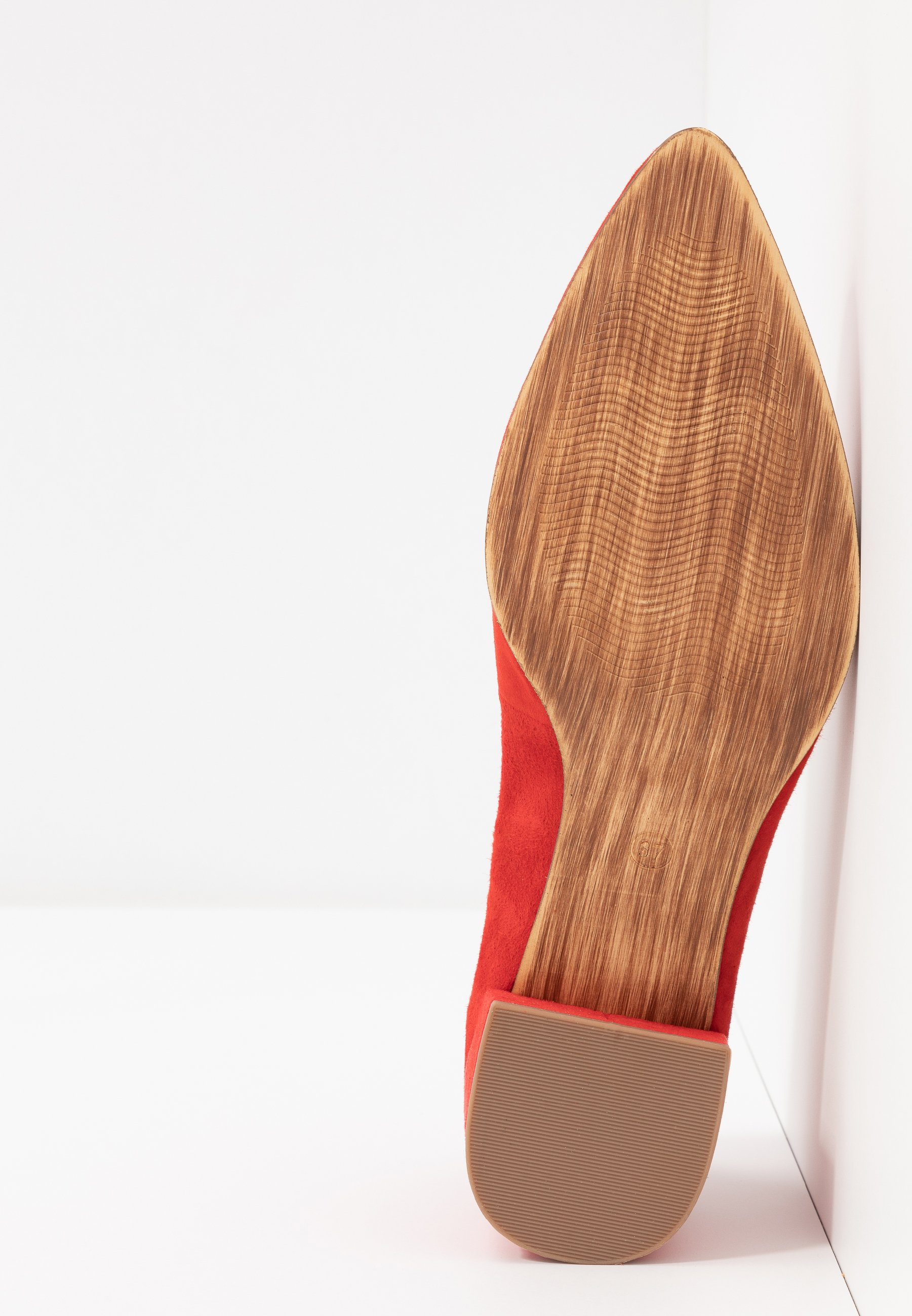 Marco Tozzi Escarpins - red - Chaussures à talons femme Classique