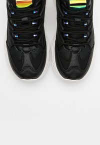 ONLY SHOES - ONLSIMBA CHUNKY - Trainers - black - 5