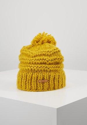 JASMIN BEANIE - Beanie - yellow