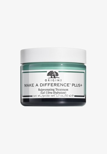 MAKE A DIFFERENCE PLUS + REJUVENATING TREATMENT  - Face cream - -