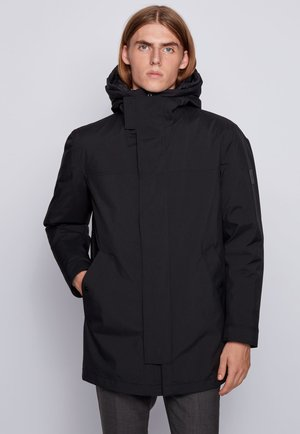 CRUSO - Parka - black