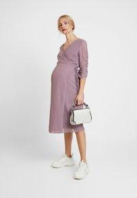 Glamorous Bloom - DRESS - Sukienka letnia - dusty lavender - 2