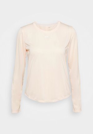 ONE - Long sleeved top - guava ice/white