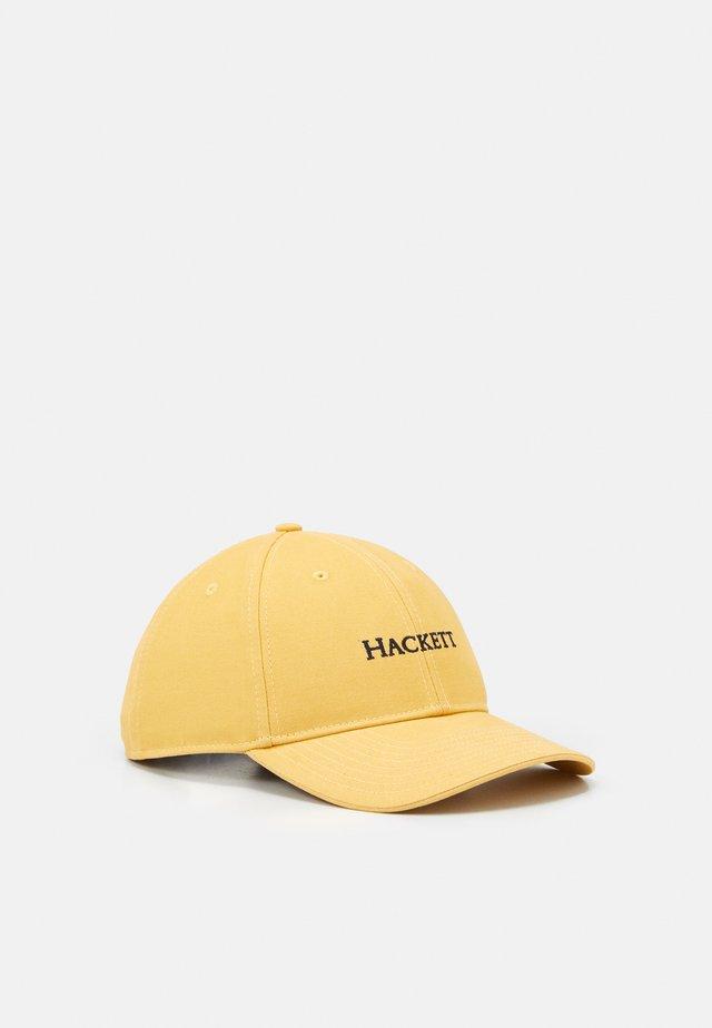 CLASSIC - Cap - yellow/navy