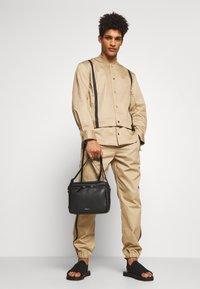 3.1 Phillip Lim - JACKET REMOVABLE TAIL - Krátký kabát - sand - 1